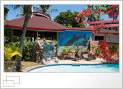 Polaris Beach and Dive Resort, Cabilao Island, Philippines
