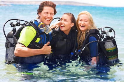 Training and Dive Courses Philippines